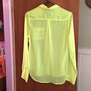 American Eagle Outfitters Tops - NWOT AEO sheer top sz S